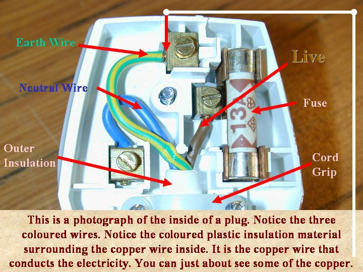 Admirable Wiring A 3 Pin Plug Worksheet Basic Electronics Wiring Diagram Wiring 101 Cranwise Assnl